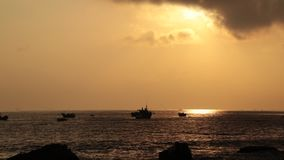 Oceanu połów Z Rozsądnym Wietnam zbiory wideo