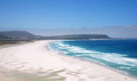 Oceanu przypływ (Południowa Afryka) Obrazy Royalty Free