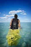 oceanu surfingowiec obraz royalty free