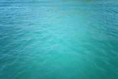 Oceanu wodny tło Obrazy Stock
