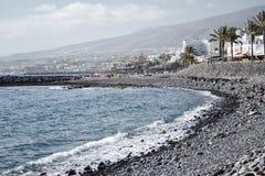 Oceanu wybrzeże Zdjęcie Royalty Free