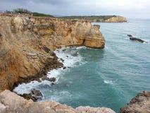 Oceanu wybrzeże Fotografia Royalty Free