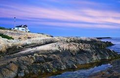 Oceanview Immagine Stock Libera da Diritti