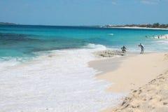 Oceanview royaltyfria bilder