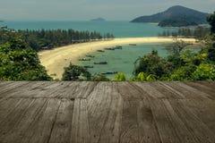 Oceanview Stockbilder