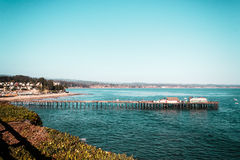 Oceanview from California Coast, United States. Photo of Oceanview from California Coast, United States Royalty Free Stock Photos