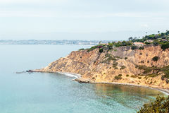 Oceanview from California Coast, United States Royalty Free Stock Image