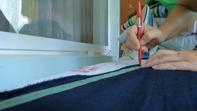 Ocechowanie tkanina zbiory