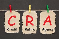 Ocena Zdolności Kredytowych agencja zdjęcie stock