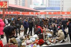 oceniony Chińczyka zakupy Zdjęcia Royalty Free
