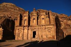 Oceniony miejsce od pustyni, Dera Fotografia Royalty Free
