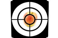 oceny strzelanina Zdjęcie Stock