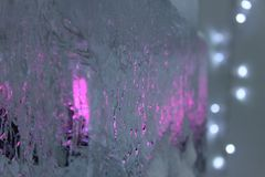 Is och avfyrar fotografering för bildbyråer