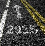2015 och pil arkivfoton