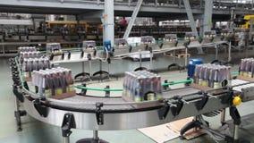 Ochakovo brewery stock video