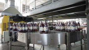 Ochakovo brewery stock footage