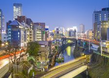 Ochanomizu District of Tokyo Royalty Free Stock Images
