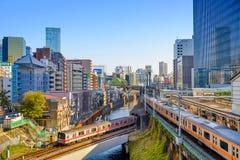 Ochanomizu Tokyo Royalty Free Stock Images