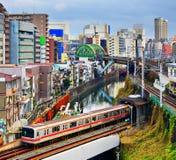Ochanomizu, Tokyo Royalty Free Stock Photography