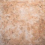 Ocher каменная стена стоковое фото