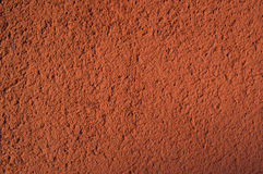 Ocher plaster Royalty Free Stock Photo