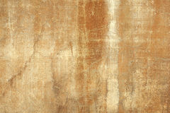 Ocher wall Royalty Free Stock Photos