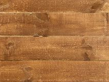 Ocher wooden board background Stock Images
