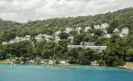 Ocho Rios em Jamaica fotos de stock royalty free
