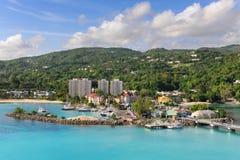 Ocho Rios in Giamaica Fotografia Stock Libera da Diritti