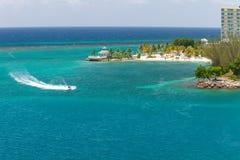 Ocho Rios, Giamaica Fotografia Stock