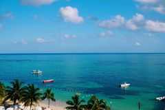 Ocho Rios, Jamaïca Stock Afbeelding