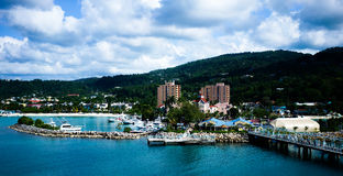 Ocho Rios, Jamaica Fotografia de Stock Royalty Free