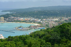 Ocho Rios, Jamaica Royalty Free Stock Photography