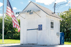 Ochopee post office on Tamiami Trail, Everglades, Florida Stock Photos
