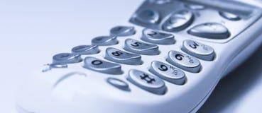 ochraniacza kluczowy telefon Zdjęcia Royalty Free