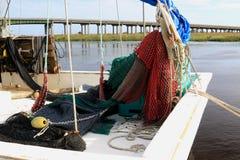Ochraniający łódź doki zdjęcia royalty free