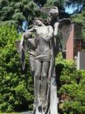 Ochraniający aniołami obrazy royalty free