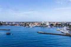 Ochraniający schronienie na Aruba fotografia royalty free