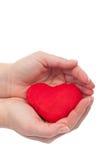 Ochraniający serce zdjęcia royalty free