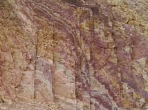 Ochre Pits in the Northern Territory in Australia Stock Images