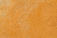 Ochre tint Tuscan texture Royalty Free Stock Images