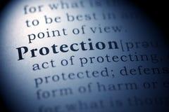 Ochrona obraz stock