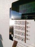 Ochrona alarm Zdjęcie Stock