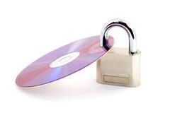 ochrona danych Zdjęcia Stock