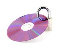ochrona danych Zdjęcie Stock