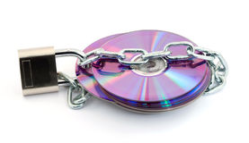 ochrona danych Obrazy Royalty Free