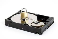 ochrona danych Obrazy Stock