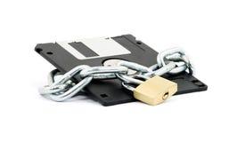 ochrona danych Fotografia Stock