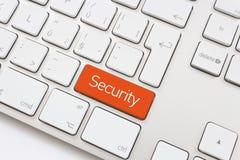 Ochrona klucz zdjęcie stock