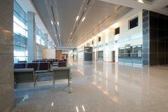 Ochrona lotniska i sala Zdjęcia Royalty Free
